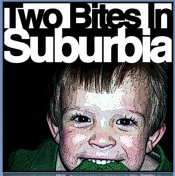 Two Bites in Suburbia Logo