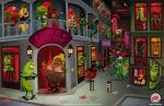 Burger King Veg City Ad: Red Light District