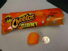 Cheetos GIANT