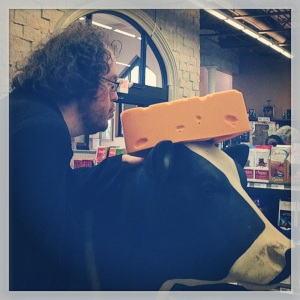 At The Cheese Castle